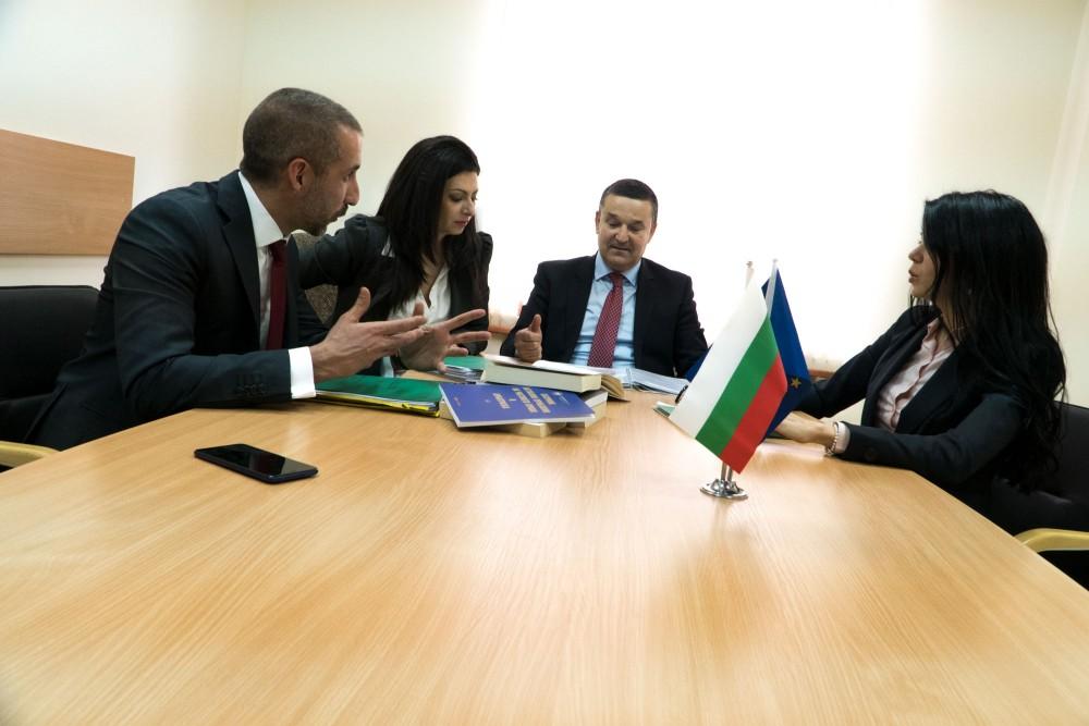 Под патронажа на Софийски арбитражен съд се проведе научно-практическа конференция.